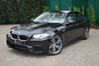 USED 2016 BMW M5 4.4 M5 4d AUTO 553 BHP MERINO LEATHER