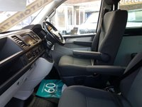 USED 2017 66 VOLKSWAGEN TRANSPORTER  KOMBI HIGHLINE 4MOTION  DSG AUTO 204 BHP ( NO V.A.T ) ( BIG SPEC 204 BHP DSG KOMBI 4X4 ( NO VAT TO PAY )
