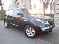 USED 2015 65 KIA SPORTAGE 1.7 CRDI 1 ISG 5d 114 BHP FINANCE ARRANGED***PART EXCHANGE WELCOME***1 OWNER***SERVICE HISTORY***6 SPEED***CRUISE CONTROL