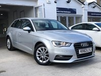 USED 2013 63 AUDI A3 1.6 TDI SE 5d 104 BHP COMES WITH 6 MONTHS WARRANTY