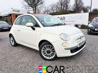 View our 2012 61 FIAT 500 1.2 C LOUNGE 3d 69 BHP