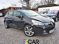 USED 2014 14 RENAULT CLIO 1.5 DYNAMIQUE S MEDIANAV ENERGY DCI S/S 5d 90 BHP 1 PREVIOUS OWNER +FULL SERVICE