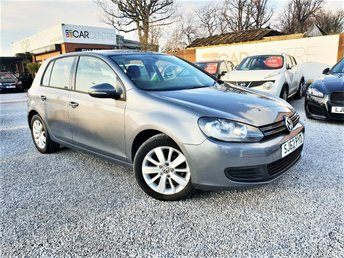 View our 2012 62 VOLKSWAGEN GOLF 1.6 MATCH TDI 5d 103 BHP