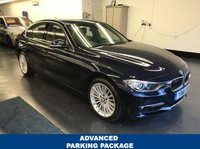 USED 2012 61 BMW 3 SERIES 2.0 328I LUXURY 4d AUTO 242 BHP ADVANCED PARKING PACKAGE, BMW APPS INTERFACE, INTERIOR COMFORT PACKAGE.