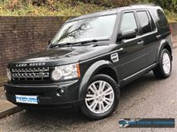2010 LAND ROVER DISCOVERY 4 3.0 TDV6 HSE 7 SEAT AUTO 245 BHP £10995.00