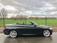 USED 2015 15 BMW 2 SERIES 2.0 220D M SPORT 2d 188 BHP