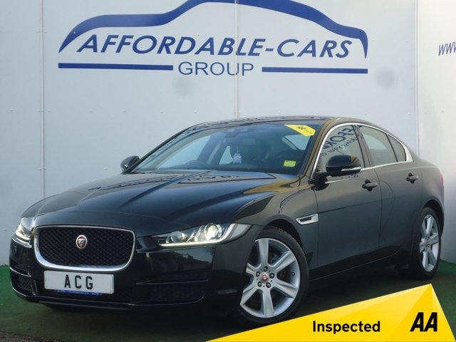 View our JAGUAR XE