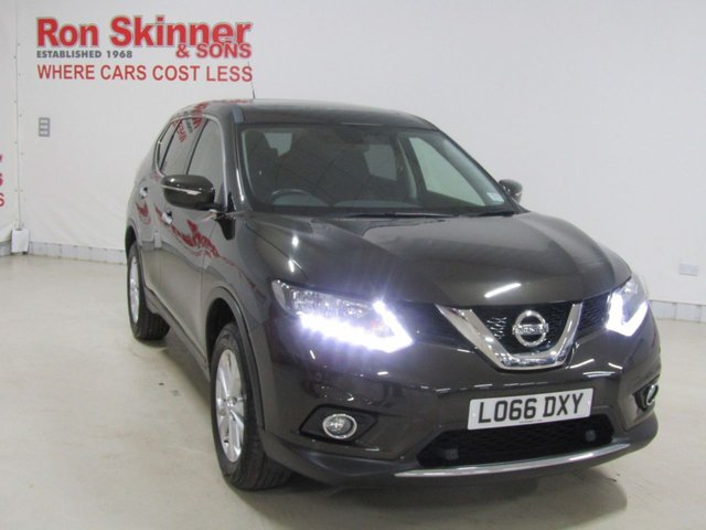 View our 2016 66 NISSAN X-TRAIL 1.6 DCI ACENTA 5d 130 BHP