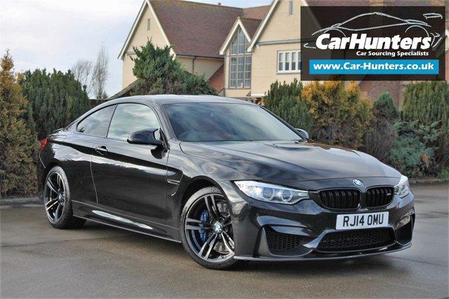 2014 BMW M4 3.0 M4 2d AUTO 426 BHP