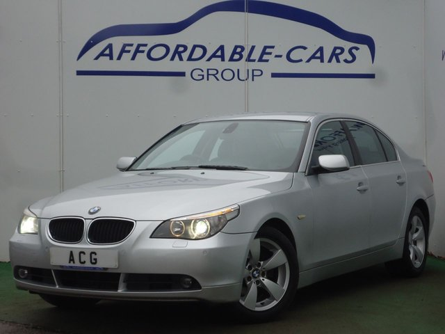 View our BMW 525
