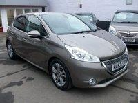 2013 PEUGEOT 208 1.6 ALLURE 5d AUTO 120 BHP £6995.00