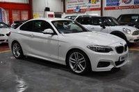 2014 BMW 2 SERIES 2.0 218D M SPORT 2d 141 BHP £13985.00