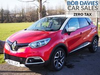 USED 2015 15 RENAULT CAPTUR 1.5 SIGNATURE (Special Edition) ENERGY DCI S/S 5d 90 BHP