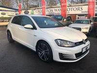 USED 2015 65 VOLKSWAGEN GOLF 2.0 GTD 5d 181 BHP 0%  FINANCE AVAILABLE ON THIS CAR PLEASE CALL 01204 317705