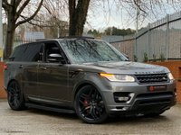 USED 2014 N LAND ROVER RANGE ROVER SPORT 4.4 SD V8 Autobiography Dynamic 4X4 5dr NOW SOLD!!!