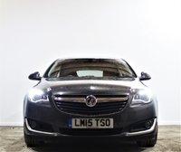 USED 2018 15 VAUXHALL INSIGNIA 2.0 CDTi Elite Auto 5dr Hatchback Diesel Automatic + Sat/Nav, Leather Interior, Blueto