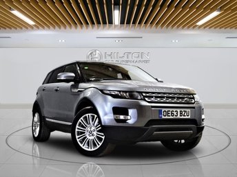 Used Land Rover Range Rover Evoque for sale in Leighton Buzzard