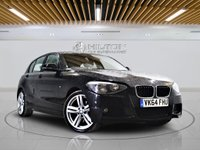 USED 2014 64 BMW 1 SERIES 2.0 125D M SPORT 5d AUTO 215 BHP - LEZ COMPLIANT |  Well-Maintained by Only 1 Owner - 0% DEPOSIT FINANCE AVAILABLE