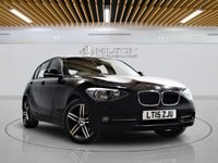 USED 2015 15 BMW 1 SERIES 2.0 116D SPORT 5d AUTO 114 BHP +  AIR CON + AUX + BLUETOOTH