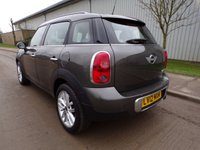 USED 2012 12 MINI COUNTRYMAN 1.6 COOPER 5d 122 BHP COUNTRYMAN FULL LEATHER 1 OWNER PART EXCHANGE AVAILABLE / ALL CARDS / FINANCE AVAILABLE