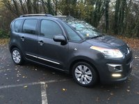 2014 CITROEN C3 PICASSO 1.6 PICASSO EXCLUSIVE HDI 5d 91 BHP £SOLD