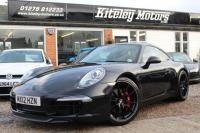 USED 2012 12 PORSCHE 911 991 3.8 CARRERA S COUPE PDK HUGE SPECIFICATION HUDE SPEC CAR