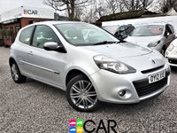 USED 2012 12 RENAULT CLIO 1.1 DYNAMIQUE TOMTOM 16V 3d 75 BHP 2 PREVIOUS OWNERS + FSH