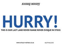 USED 2013 63 LAND ROVER RANGE ROVER EVOQUE 2.2 SD4 Dynamic Lux AWD Auto PANORAMIC ROOF
