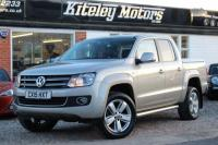 USED 2018 VOLKSWAGEN AMAROK 2.0 BiTDI BlueMotion Tech Highline+ Per Pickup 4MOTION 4dr