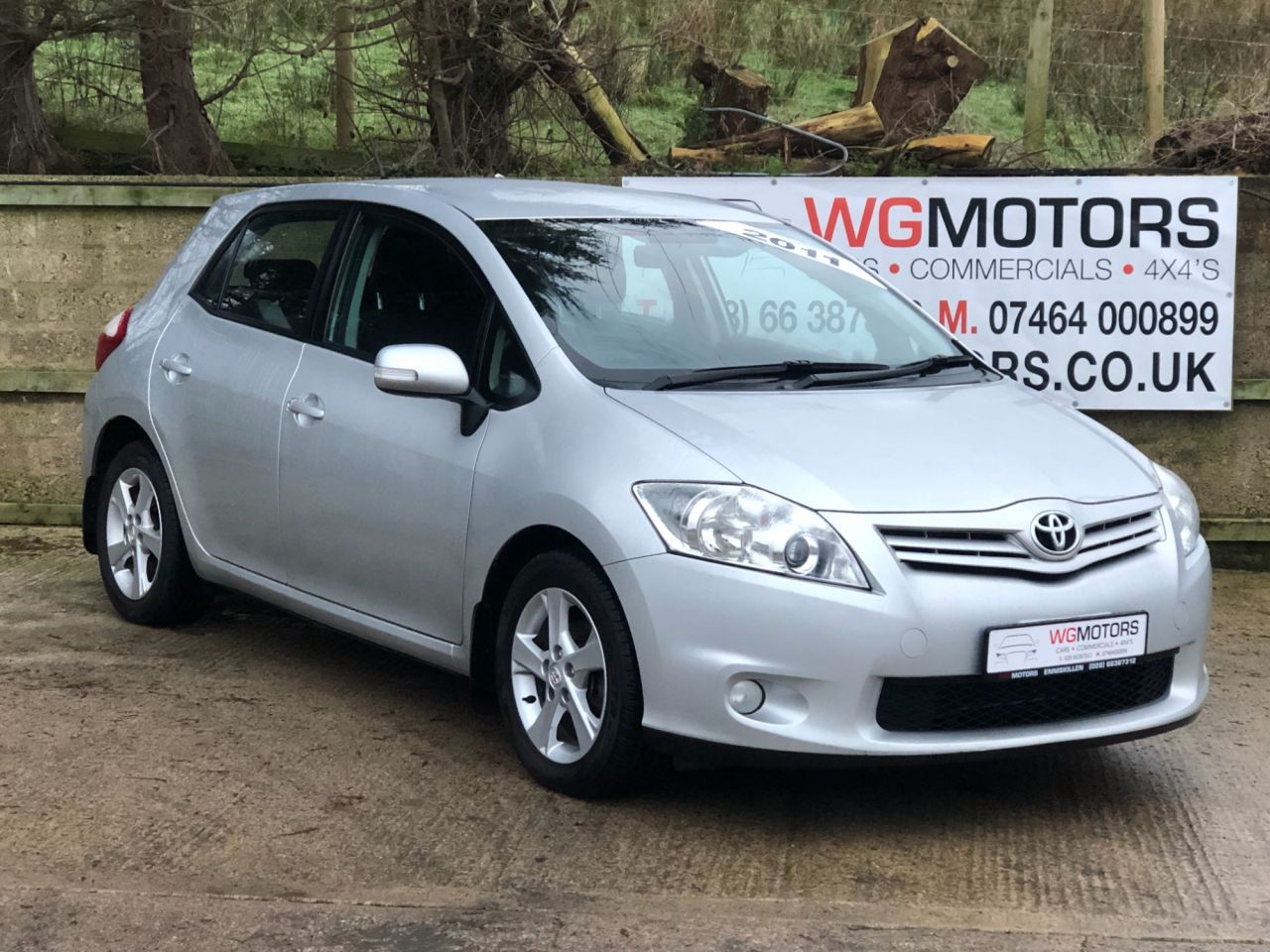 2011 Toyota Auris TR D-4d £4,650
