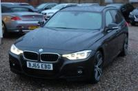 USED 2015 65 BMW 3 SERIES 3.0 335d M Sport Touring Sport Auto xDrive (s/s) 5dr HUGE SPECIFICATION LOW RATE FINANCE AVAILABLE