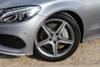 USED 2015 15 MERCEDES-BENZ C CLASS 2.1 C300h AMG Line Auto (s/s) 5dr