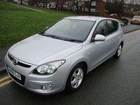 2009 HYUNDAI I30 1.4 COMFORT 5d 108 BHP £3499.00