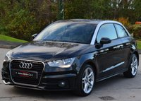 USED 2011 60 AUDI A1 1.4 TFSI S LINE 3d 122 BHP GREAT FINANCE DEALS.