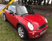 USED 2006 06 MINI CONVERTIBLE 1.6 ONE 2DR [SOUTHWICK SITE]