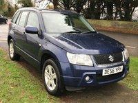 2006 SUZUKI GRAND VITARA 2.0 16V 5DR AUTO £3995.00
