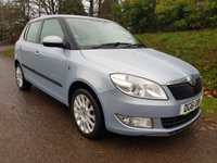 USED 2011 61 SKODA FABIA 1.6 ELEGANCE TDI CR 5d 103 BHP **£20 ROAD FUND**SUPERB CONDITION**LONG MOT**