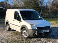USED 2004 54 FORD TRANSIT CONNECT 1.8 T220 LX SWB TDCI 1d 90 BHP