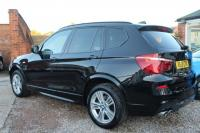 USED 2013 13 BMW X3 3.0 35d M Sport xDrive 5dr Zero Deposit Low Rate Finance Available