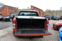 USED 2015 15 FORD RANGER 3.2 TDCi Wildtrak Double Cab Pickup 4x4 4dr (EU5)