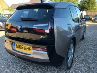 USED 2015 65 BMW I3 i3 E 5dr (Extended Range) Zero Deposit Low Rate Finance Available