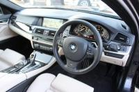 USED 2012 12 BMW 5 SERIES  2.0 520d BluePerformance M Sport 4dr Zero Deposit Low Rate Finance Available