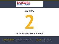 USED 2012 12 VAUXHALL CORSA 1.2 ACTIVE 3d 83 BHP