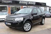 USED 2010 60 LAND ROVER FREELANDER 2 2.2 SD4 HSE 4X4 5dr