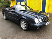 1999 MERCEDES-BENZ CLK