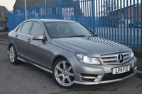2011 MERCEDES-BENZ C CLASS 2.1 C200 CDI BLUEEFFICIENCY SPORT EDITION 125 4d AUTO 136 BHP £7495.00