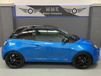 USED 2017 67 VAUXHALL ADAM 1.2 ENERGISED 3d 69 BHP