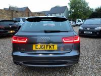 USED 2011 61 AUDI A6 2.0 TDI S line Multitronic 5dr