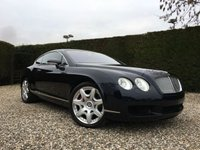 2005 BENTLEY CONTINENTAL 6.0 GT 2d AUTO 550 BHP £27990.00