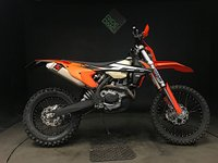 2017 KTM EXC-F 500 EXC-F 17. 2234 MILES. FULL AKRAPOVIC. WELL MAINTAINED  £5750.00